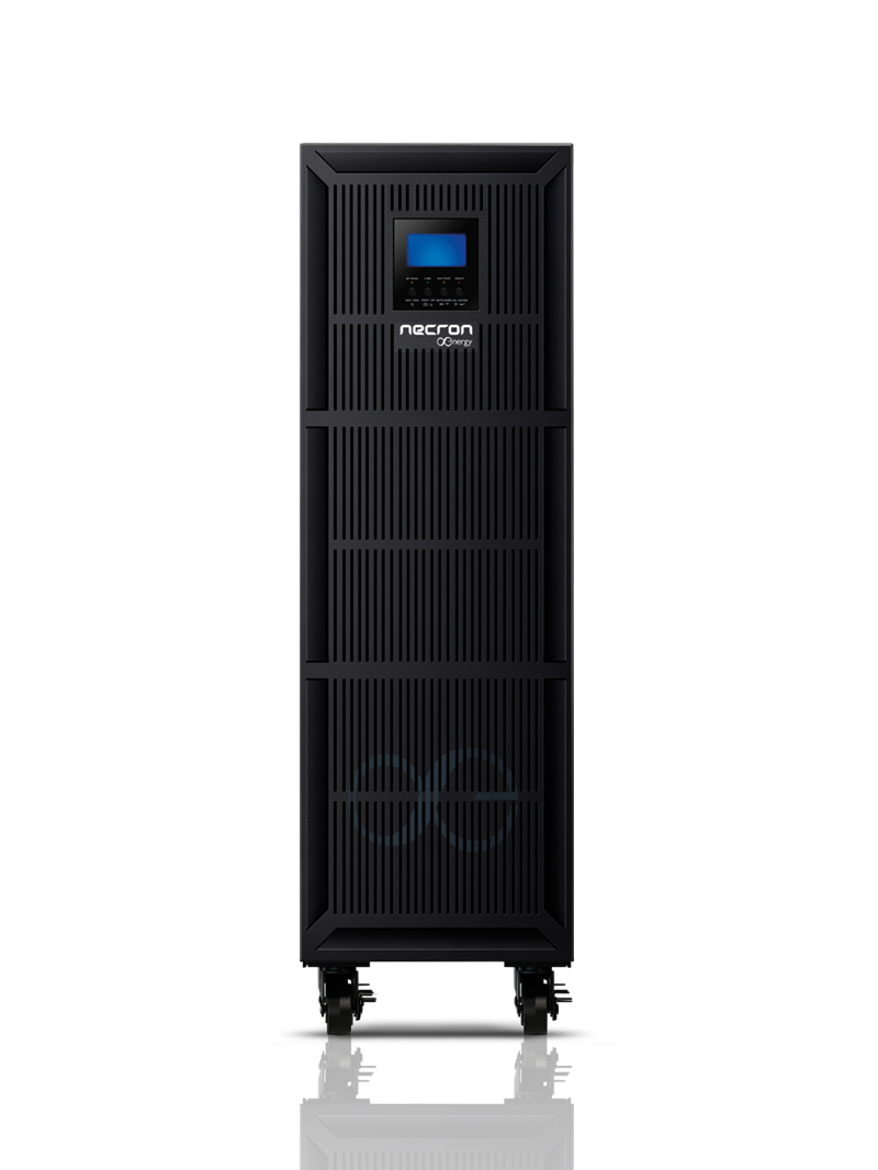 Necron 3dt V Series Online Uninterruptible Power Supply 15 Kva Ups Electrical Wiring Diagram Protection With Dsp Control